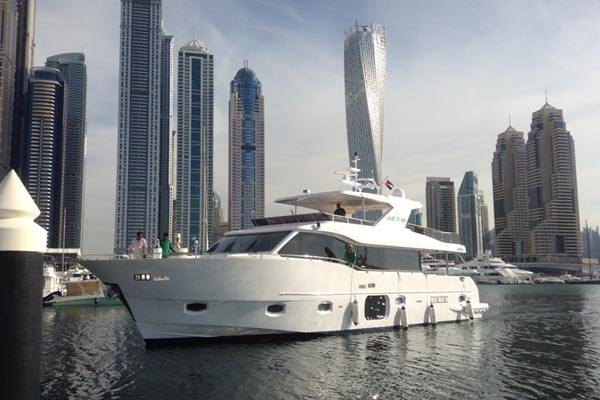 How to find a good luxury yacht rental company