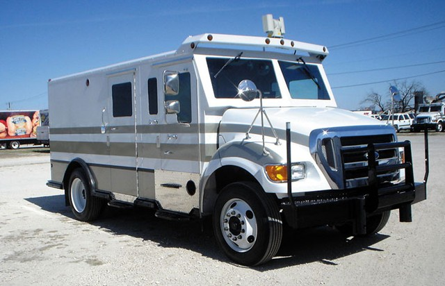 A quick look at the need to have an armored car