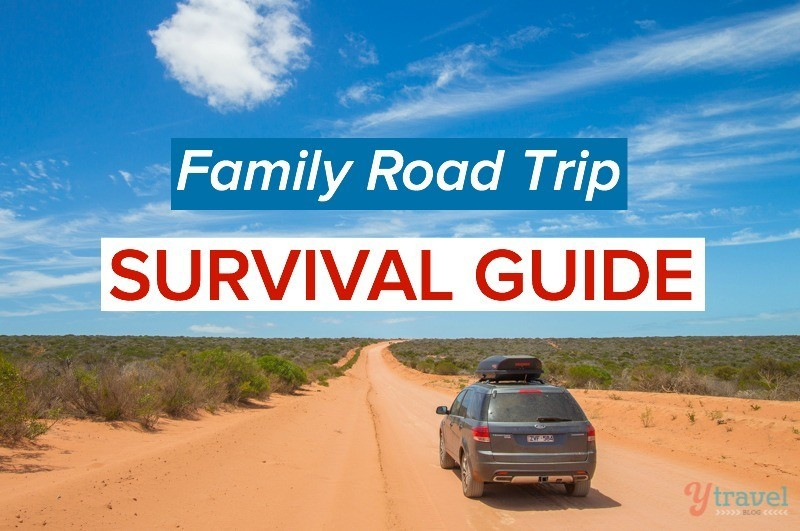 3 tips for surviving long road trips without going crazy