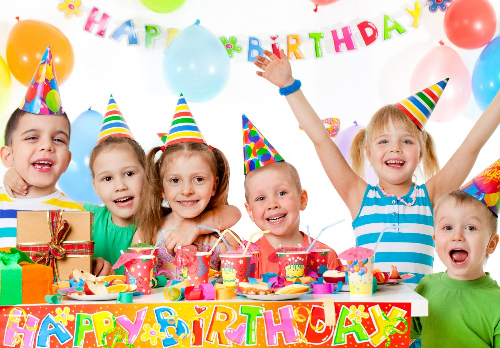 Simple tips for organizing a kid's birthday party