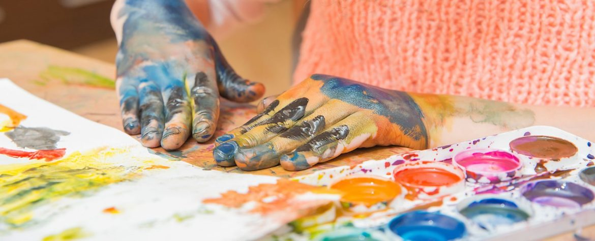 Importance of arts and craft classes for kids